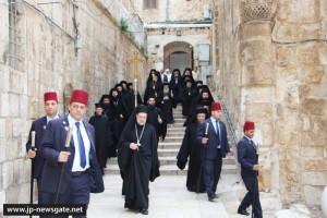 Η Κυριακή της Ορθοδοξίας στο Πατριαρχείο Ιεροσολύμων (VIDEO+ΦΩΤΟ)