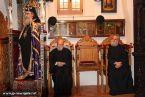 Το  πρώτο Τριήμερο της Μεγάλης Τεσσαρακοστής στο Πατριαρχείο Ιεροσολύμων (VIDEO+ΦΩΤΟ)