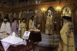 Μνημόσυνο για τον αείμνηστο π. Ευστάθιο Μπιλάλη, στην Καρδίτσα