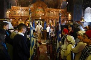 Η εορτή του Ευαγγελισμού στο Καρπενήσι (ΦΩΤΟ)