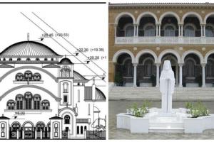 Θα μπει ο …θεμέλιος λίθος, για τον Καθεδρικό Ναό ο Αρχιεπίσκοπος Κύπρου