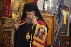 """Κυδωνίας και Αποκορώνου Δαμασκηνός:""""Η Παναγία έγινε η κλίμακα, η σκάλα που κατέβηκε ο Θεός στην γη…"""""""