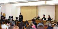 Παρουσίαση βιβλίου «κάθε τέλος μία αρχή» στην Μητρόπολη Κυδωνίας