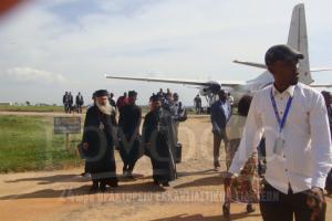 Ποιμαντική επίσκεψη  του Κινσάσας Νικηφόρου στη Μπούνια