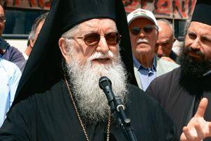 Παρέμβαση του Κονίτσης Ανδρέας για Θρησκευτικά και Μεγάλη Σύνοδο