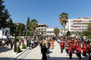Πανηγυρικός εορτασμός της Ορθοδοξίας στην Κόρινθο