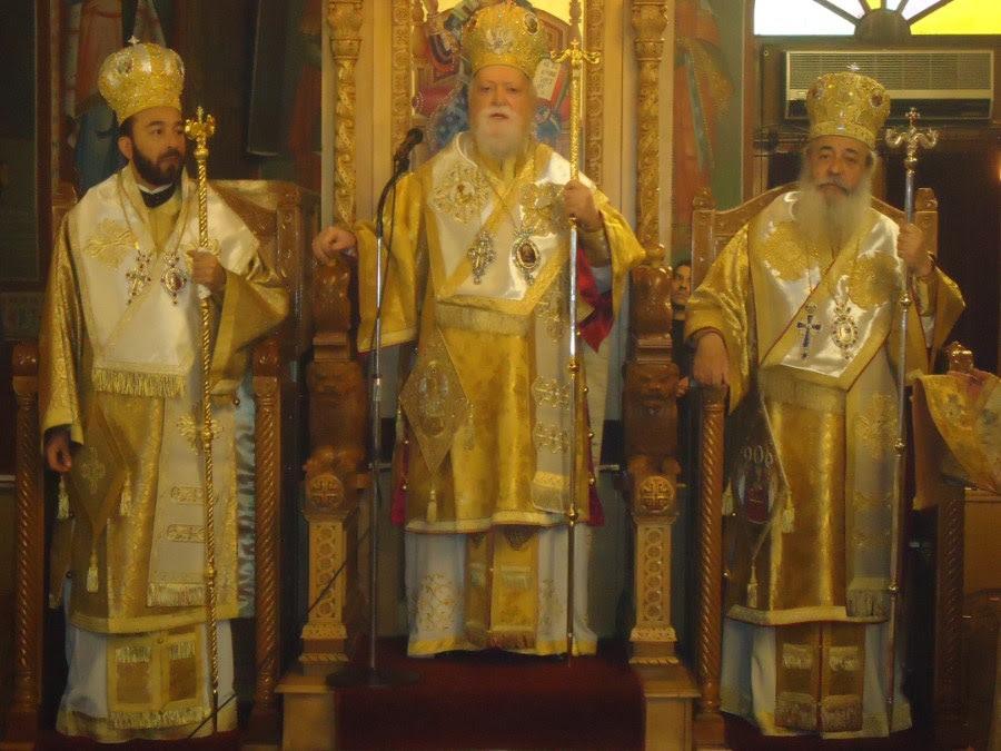 Κορωνείας Παντελεήμων: «Ποιός είναι πραγματικά Ορθόδοξος; Αυτός που μένει ενσωματωμένος στην Εκκλησία»