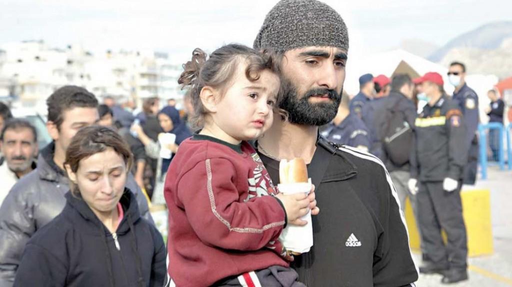 Αξιέπαινη πρωτοβουλία Μητροπολίτη Κοζάνης για τους Πρόσφυγες- Ανοιχτό κάλεσμα για βοήθεια