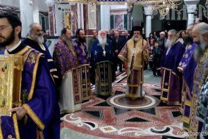 Η εορτή του Γέροντος Αλεξίου του Ξενοφωντινού