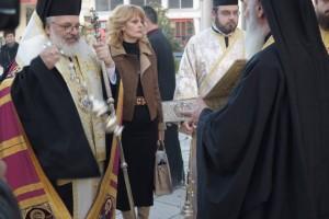 Τα λείψανα των αγίων Θεοδώρων υποδέχθηκε η Ορεστιάδα