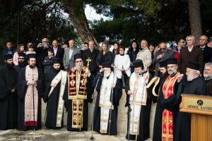 Αρχιερατική Θεία Λειτουργία και Μνημόσυνο για τους  Βενιζέλους
