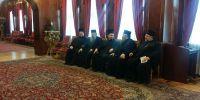 Προσκυνηματική επίσκεψη Εσφιγμενιτών Πατέρων στο Οικουμενικό Πατριαρχείο