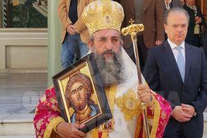 Ρεθύμνης Ευγένιος: «Τούτους τους καιρούς να έχομε διαρκώς αναστηλωμένη την Εικόνα του Χριστού και του ανθρωπίνου προσώπου»