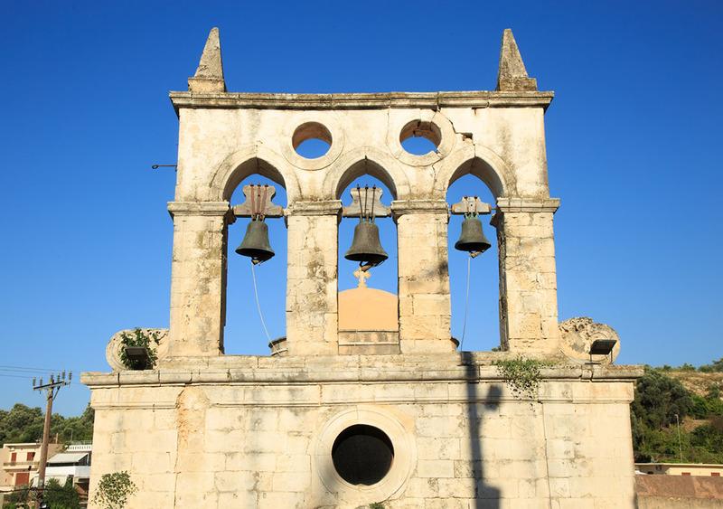 Πλήρης αποκατάσταση των εκκλησιαστικών μνημείων της Ι.Μ. Ρεθύμνης