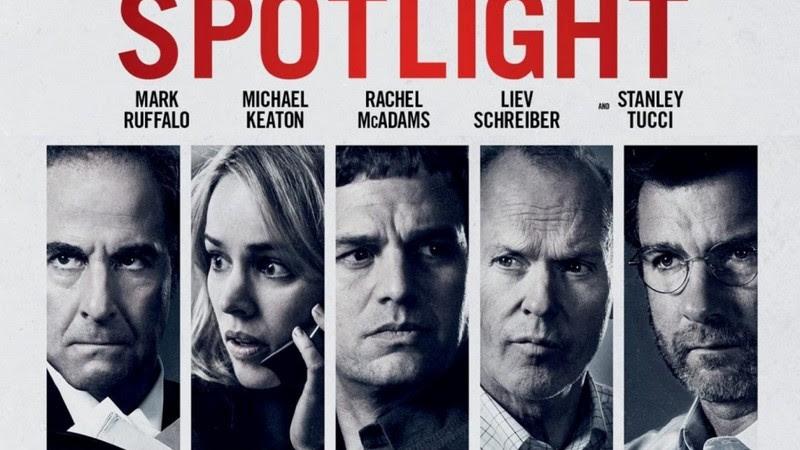 «Όλα στο φώς» – «spotlight»