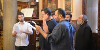 Ένας Σαλονικιός καθηγητής στο USC άκουσε φτερουγίσματα αγγέλων στις εκκλησίες της Θεσσαλονίκης
