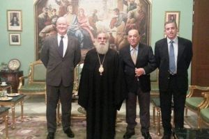 Επίσκεψη Αμερικανού Αξιωματούχου στην Εξαρχία της Κύπρου