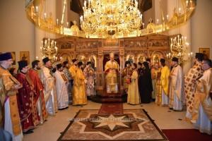 Η Κυριακή της Ορθοδοξίας στην Ι.Μ. Βελγίου