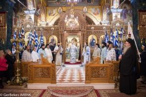Η εορτή του Ευαγγελισμού στην Ι.Μ. Βεροίας (ΦΩΤΟ)