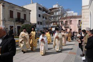 Η Κυριακή της Ορθοδοξίας στη Χαλκίδα