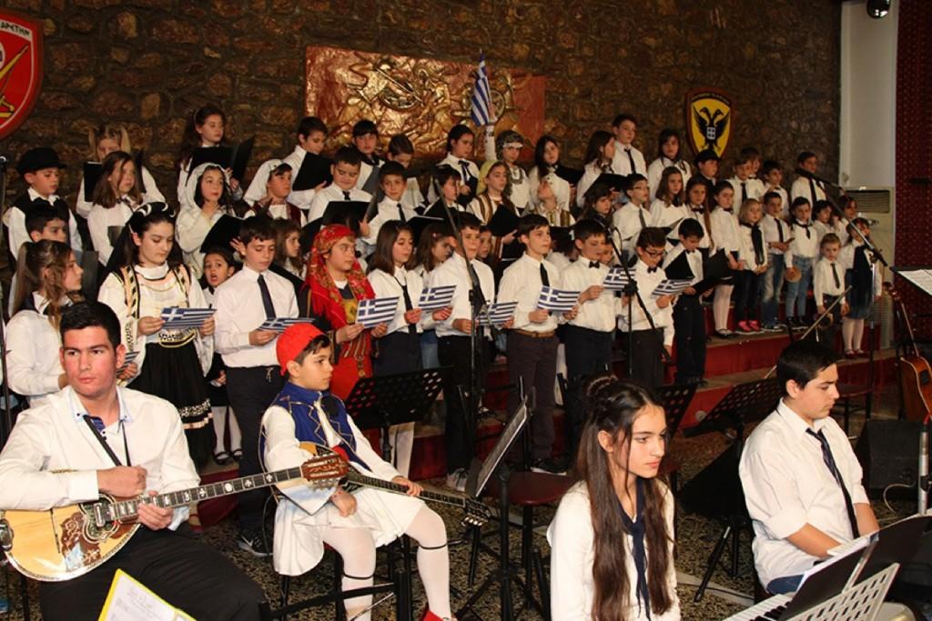 Χαλκίδα: Ορχήστρα και χορωδία της Μητρόπολης τραγουδούν για το 1821