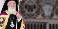 Ἐκκλησιαστικές  εἰδήσεις τῆς 3ης Ἀπριλίου 2016, από το Φανάρι — Ο Πατριάρχης κ. Βαρθολομαίος, εχοροστάτησε στον Πατριαρχικό Ναό του Αγίου Γεωργίου, για την Γ´ Κυριακή της Σταυροπροσκυνήσεως