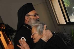 Ο καημός του παιδιού της Χαλεπίου Παύλου την οδήγησε στο θάνατο. Έφυγε η μητέρα του Πατριάρχη Αντιοχείας Ιωάννη
