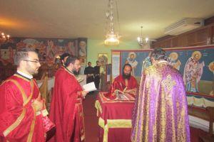Η Ιεροσολυμητική Προηγιασμένη του αγ. Ιακώβου στη Θεολογική Σχολή Θεσσαλονίκης