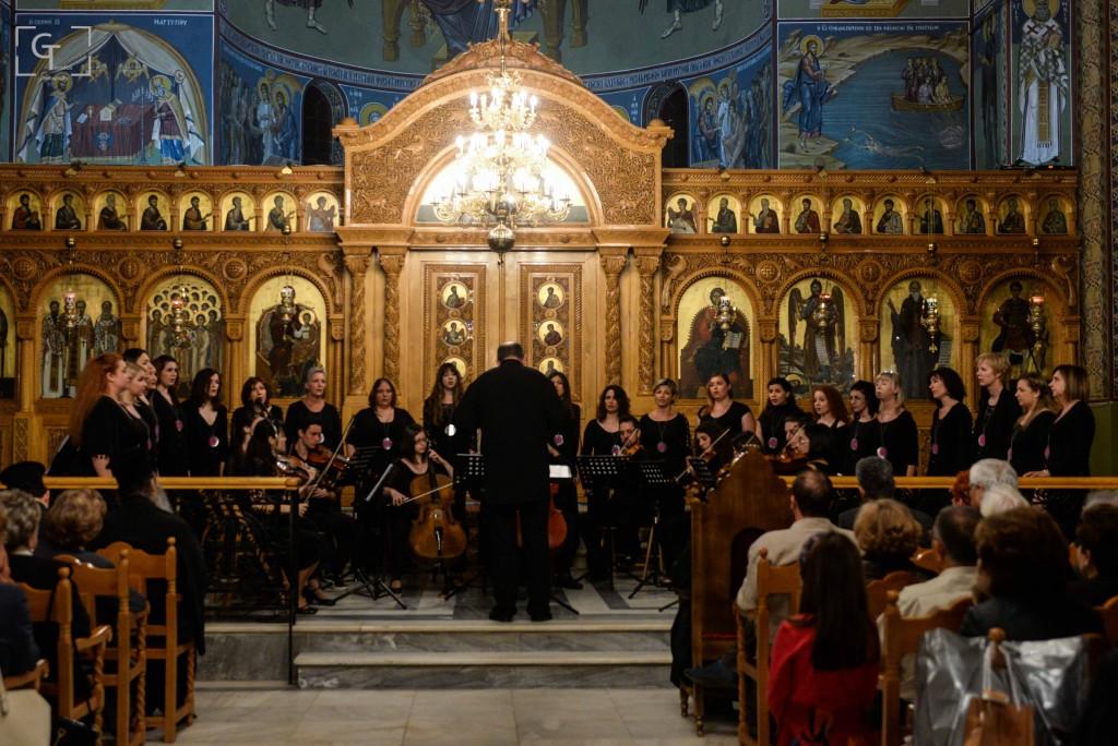 Χορωδιακή συνάντηση θρησκευτικής μουσικής στην Καλαμάτα