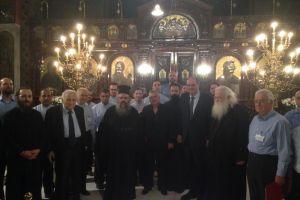 Βυζαντινή Συναυλία στον Ι.Ν. Αγίου Δημητρίου Αμπελοκήπων