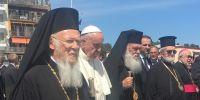 Παγκόσμιας σημασίας το ταξίδι των τριών Προκαθημένων στη Μυτιλήνη