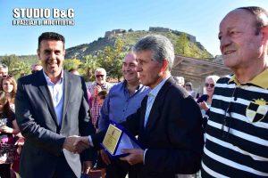 Στο Ναύπλιο δόθηκε φιλανθρωπικός αγώνας από τους παλαίμαχους του Πανιωνίου