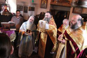 Η Αδελφότητα της Μ.Εσφιγμένου εόρτασε πανηγυρικώς τον Άγιο Γρηγόριο Παλαμά