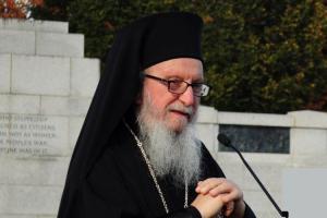"""Αρχιεπίσκοπος Αμερικής Δημήτριος: """"Η ομογένεια της Αμερικής στηρίζει την Κύπρο"""""""