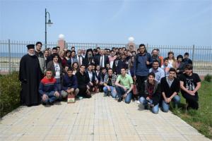 Αδελφοποίηση Εκκλησιαστικού Λυκείου Πατρών με Εκκλησιαστική Σχολή Κρήτης