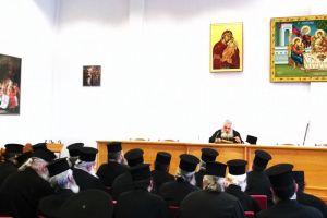 «Αποστολή του Ιερέως είναι η σωτηρία των ανθρώπων »- Θέμα της  Ιερατικής Σύναξης στην  Μητρόπολη  Εδέσσης προ του Πάσχα
