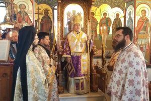 Ο Γουϊνέας Γεώργιος  στον Άγιο Διονύσιο Ιλίου