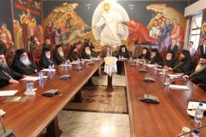 Αποφάσεις  Συνόδου της Εκκλησίας της Κύπρου