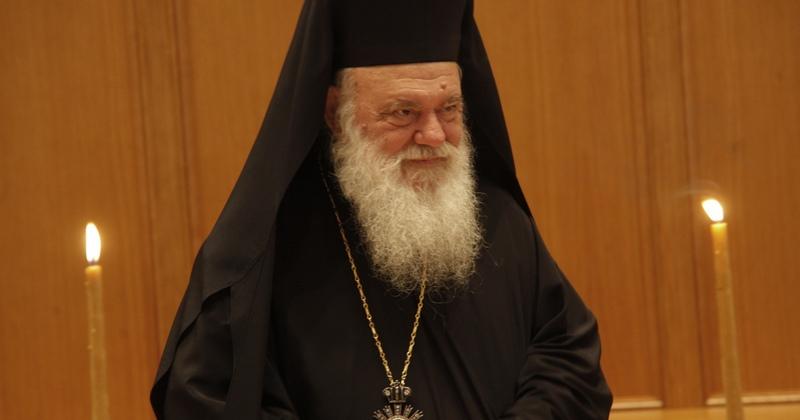Ο Αρχιεπίσκοπος στην Ι.Μ.Μαρωνείας και Κομοτηνής