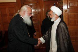 """Ιερώνυμος προς Ιρανούς βουλευτές:""""Φοβάμαστε τον φανατισμό"""""""