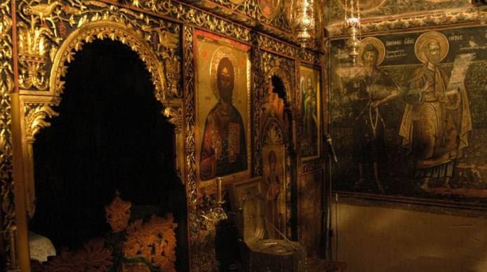 Ιωάννινα: Άρπαξαν σπουδαία θρησκευτικά κειμήλια από Ναό