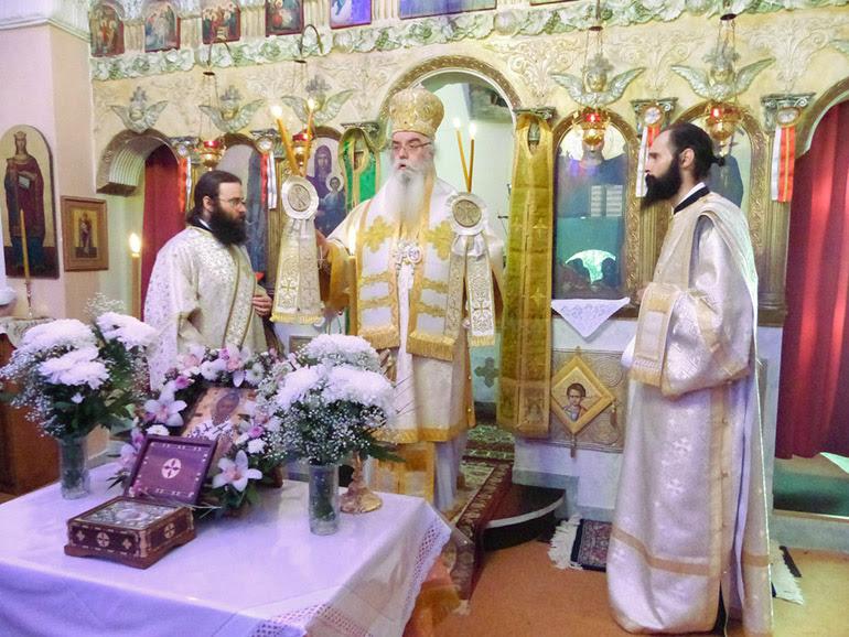 You are currently viewing Εορτή του Αγίου Λαζάρου στην Μητρόπολη Καστοριάς