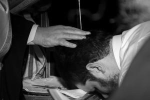 Κουρά του Μοναχού Νικήτα από τον Κυδωνίας Δαμασκηνό