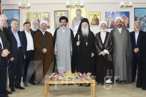 Ναύπακτος: Αντιπροσωπεία 6 Ιρανών Βουλευτών στην Ιερά Μονή Μεταμορφώσεως του Σωτήρως