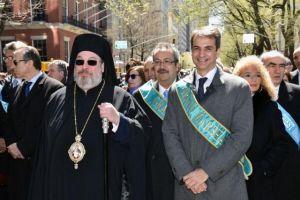 Η παρέλαση της ομογένειας στη Νέα Υόρκη