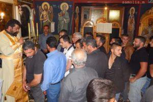"""Ο Παπα-Ανδρέας των Ανωγείων : """"Μαζί με τα Πάθη του Κυρίου, σταυρώνεται και ο Ελληνικός λαός"""""""