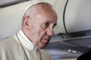 Όχι σε πολιτική εκμετάλλευση της επίσκεψης, λέει ο Πάπας