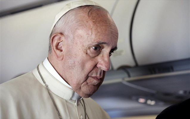 You are currently viewing Όχι σε πολιτική εκμετάλλευση της επίσκεψης, λέει ο Πάπας