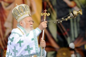 Ο Πατριάρχης χοροστάτησε στον Πατριαρχικό Ναό για την Ακολουθία των Παθών