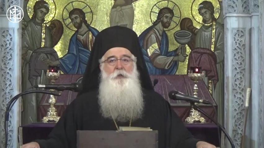 You are currently viewing Ο Δ΄ Κατανυκτικός Εσπερινός στον Άγιο Κωνσταντίνο Βόλου